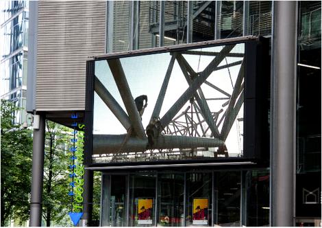 Individuelle Architektenleistung am Sony-Center-Forum in Berlin, Potsdamer Platz