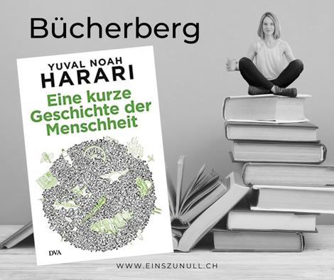 Yuval Noah Harari (2018): Eine kurze Geschichte der Menschheit.