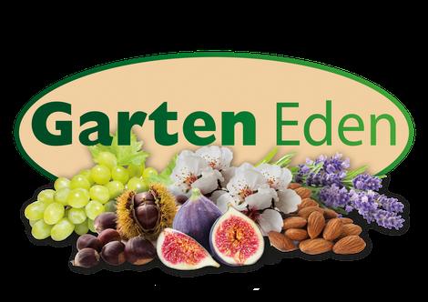 Garten Eden Logo - nachhaltig und regional produzierte Erden und Mulch