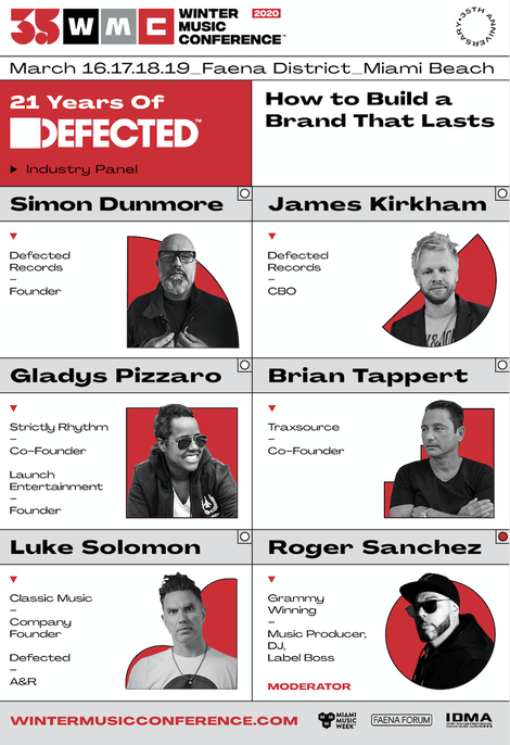 Defected Records | WMC
