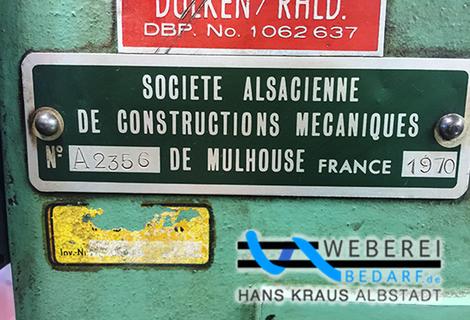 SACM, Samtex, Societe Alsacienne de constructions mecaniques