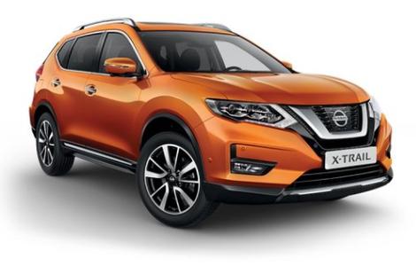 Nissan X-trail 2017-2020