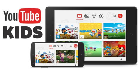 Youtube Kids Canarias
