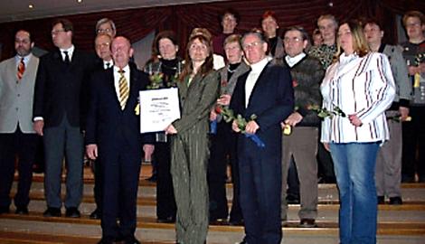 2006: Förderpreis im Ehrenamt des CDU-Stadtverbandes von Oberkochen