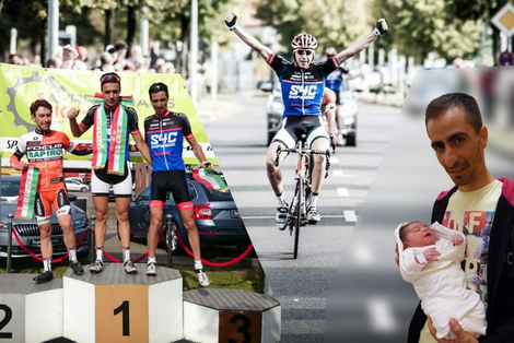 NRVg Luisenstadt, Nazir Jaser, Felix Fritsch, Nabil Allaham, Tarek Al, Radsport, Berlin, Fahrrad
