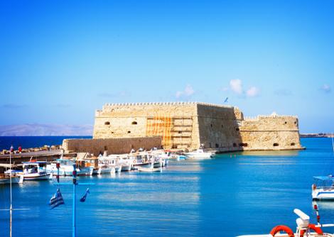 Heraklion auf Kreta - Urlaubstipps für Familien