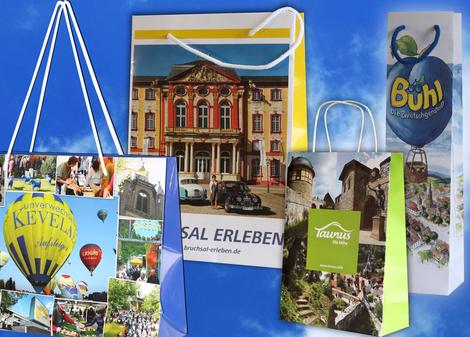Praktische und nachhaltige Taschen für den Wochenmarkt bedrucken lassen