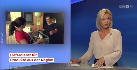 ORF Kärnten Heute vom 16.09.2020 - FARM FRESH FOOD - Produkte aus der Region
