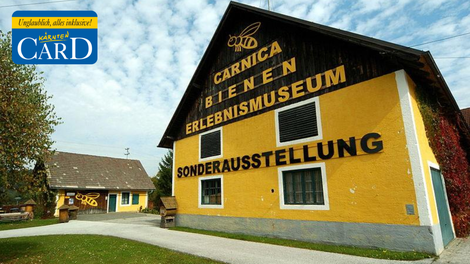 Das Carnica Bienenmuseum in Kirschentheuer