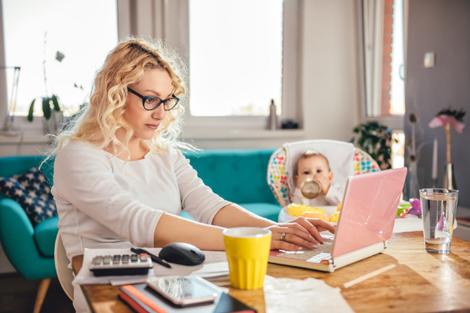 Boundary Management, Vermischung von Arbeit und Privatleben im Home Office, Christine Meyer Consulting & Coaching