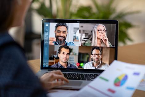 Teambildung in Zeiten von Videokonferenz und Zoom, Christine Meyer, Consulting & Coaching