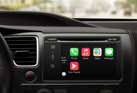 carplay - taller mecanico - restauracion de autos clasicos