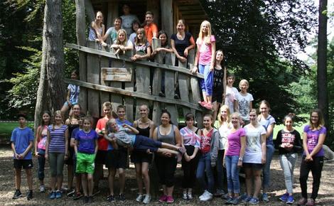 Eine Woche Spaß mit Hund - KG-Jugendzeltlager in Herrenberg