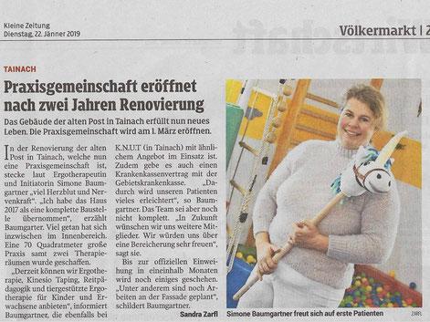 © Sandra Zarfl - Kleine Zeitung