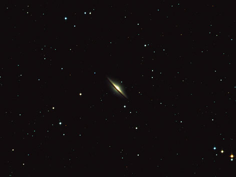 M104 Sombrerogalaxie