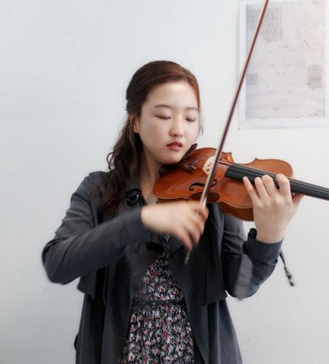 Geigenlehrerin in Frankfurt
