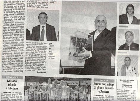 premio sport 2011