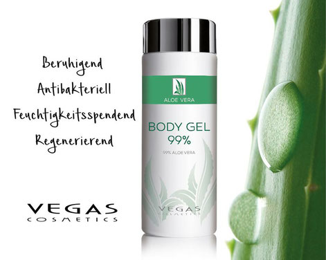 Aloe Vera Body Gel von Vegas Cosmetics