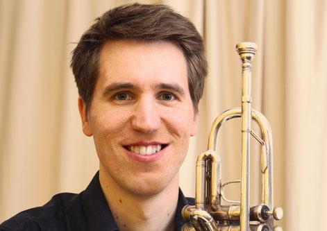 Johannes Roosen-Runge - Trompetenlehrer bei Musik.Punkt. Bremen
