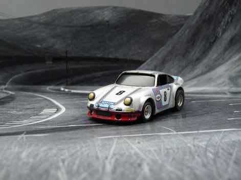 AURORA AFX Porsche 911 RSR Carrera