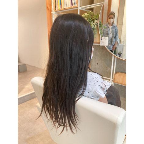 横浜 元町 石川町  髪質改善 ヘアドネーション