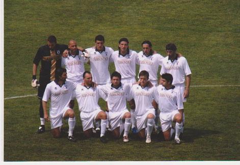 2007-08 Serie D Sanremese-Derthona 0-1