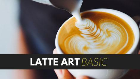 Latte Art Kurs, die Königsdisziplin unter den Cappuccinos