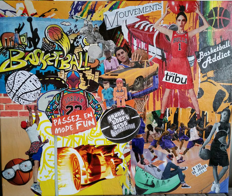 Tableau Basket Ball