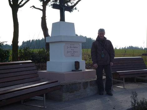 Wegkreuz bei Schwarzenholz