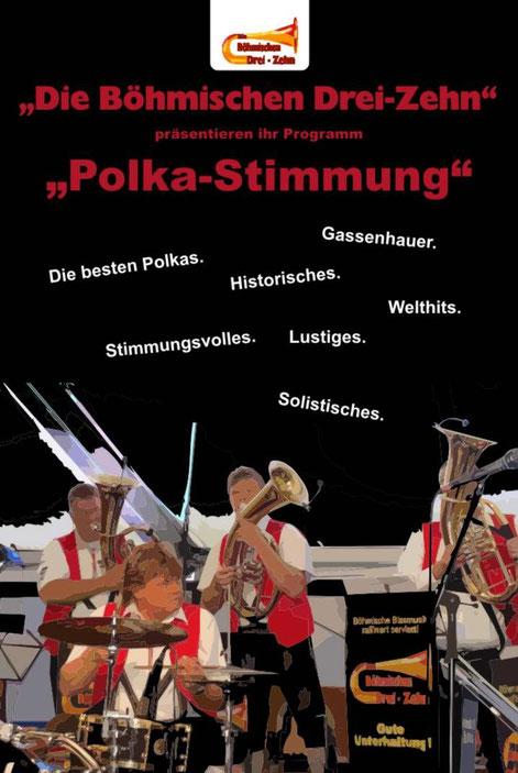 Wir tanzen Polka!
