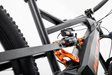 планиски електрически велосипед, Nicolai