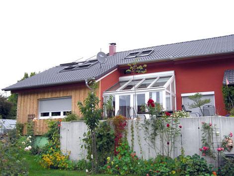 Dachfenster schaffen Raum