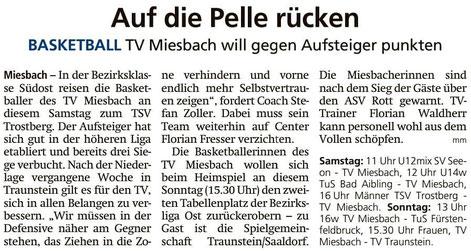 Artikel im Miesbacher Merkur am 8.12.2018 - Zum Vergrößern klicken