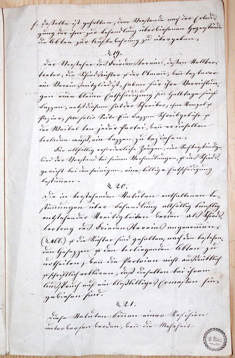 p. 7; § 19 - 21