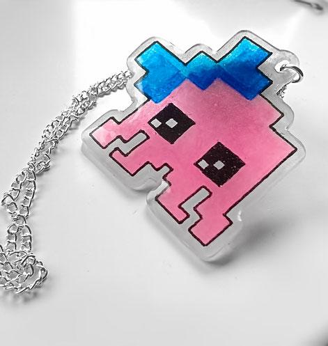 8-bit Cutie