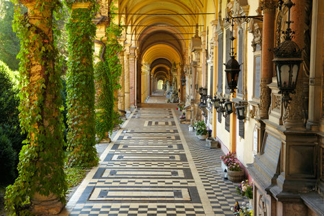 Top things to do Zagreb - Mirogoj cemetery copyright SJ Travel Photo and Video
