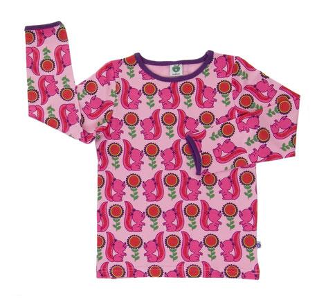 Smafolk Shirt Rosa Wachbär