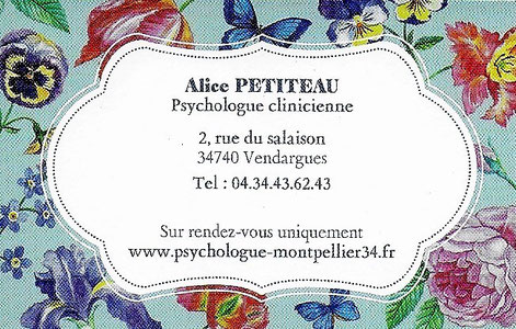 Cabinet de psychologie proche Montpellier