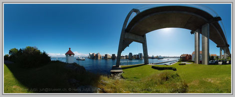 Stavanger 2, Norwegen; Hans Jutzi; Panormaphotografie; PTGui; Bildershop