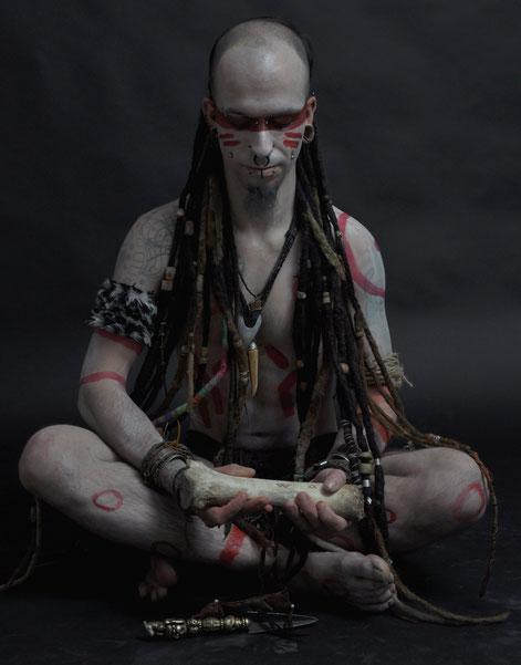 Gatto Tribe Dreads in Berlin 003
