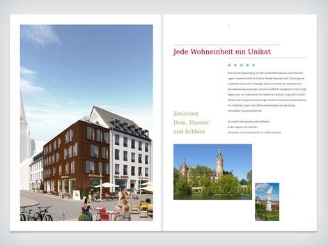 Schloss-Quartier Schwerin