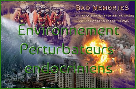 Perturbateurs endocriniens et environnement