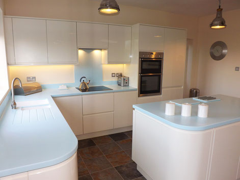 Bespoke Handleless Kitchens
