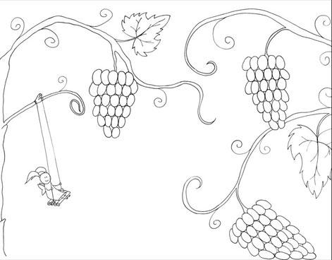 Beatrice Winkel - Trixilie's Grape Swings