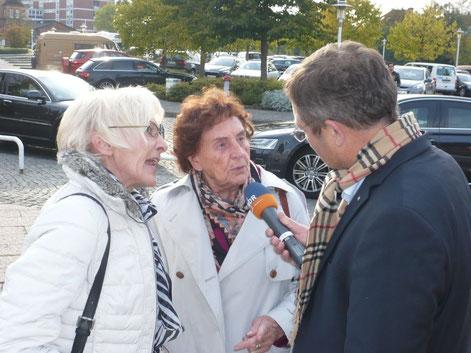 Astrid Vockert, Ilse Weritz, Reporter NDR