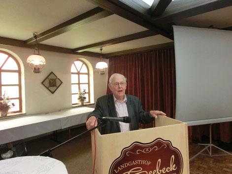 Ehrenlandrat Martin Döscher
