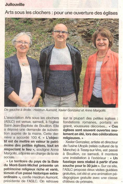 Ouest-France - 5 mai 2017