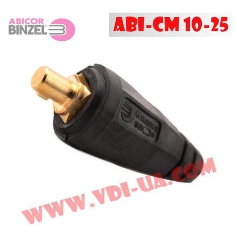 Штекер ABI-CM 10-25