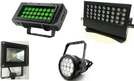 屋外用スポット 照明機材レンタル-株式会社RKB