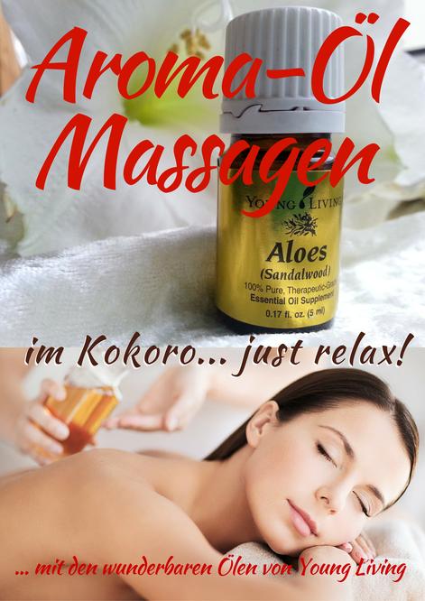 Bild: Kokoro Aromaöl-Massagen www.koerperheilraum.de